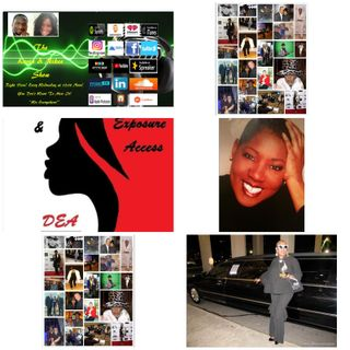 The Kevin & Nikee Show  - Women's History Month - Roz Fulton  - Multi Award-Winning Celebrity Casting Director