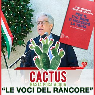 Cactus #11- Le voci del rancore - 14/12/2020