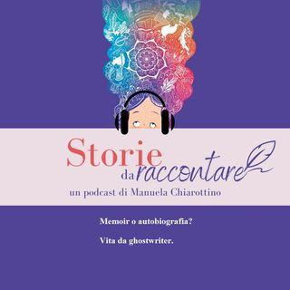 Ep.3 - Biografia, autobiografia e memoir