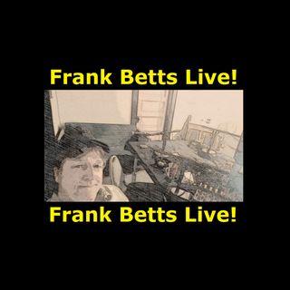 Frank Betts Live. Super Bowl 55, Tom Brady gets it? Drones delivering food now.