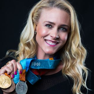 Achieving Olympic Gold with Kaitlin Sandeno #15