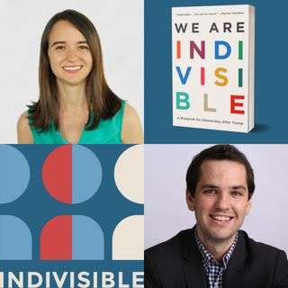 Leah Greenberg & Ezra Levin from Indivisible