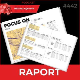 #442 RAPORT – Pro Progressio prezentuje FOCUS on Kielce – edycja maj 2021