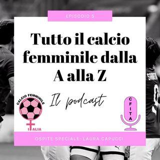 Analisi CFITA: la sconfitta della Nazionale italiana contro la Danimarca. Ospite speciale Laura Capucci