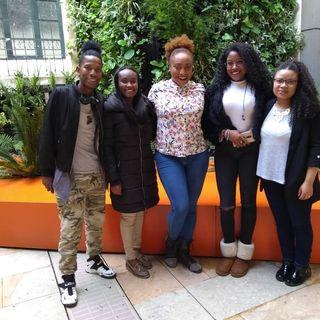 Jóvenes afros, transformadores de realidades en Bogotá