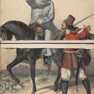 Ep.7 I Carabinieri Reali in Sardegna e i loro antenati 1726-1832