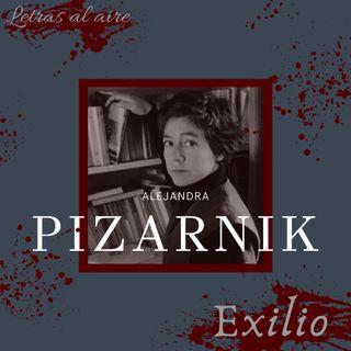Exilio | Alejandra Pizarnik