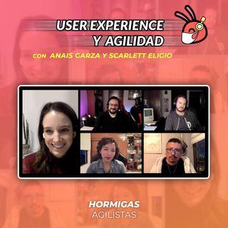 EP54 — User Experience y Agilidad, con Anais Garza y Scarlett Eligio