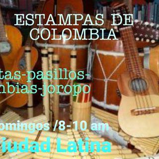 YA INICIA DESDE NEW YORK  ESTAMPAS DE COLOMBIA CON FRANCISCO CARDONA