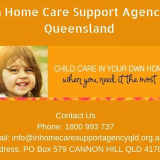 IHC Supports Eligible Families For Child Care In Your Own Home