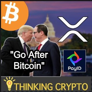 Donald Trump Versus Bitcoin & Ripple XRP Open Payments Coalition PayID