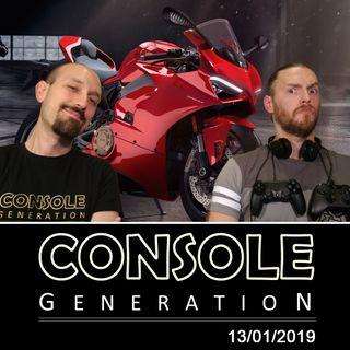 Ride 3, le notizie della settimana e altro! - CG Live 13/01/2019