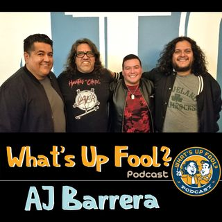 Ep 271 - Psychic Medium AJ Barrera