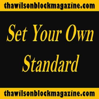 ARTISTS: Set Your Own Standard!