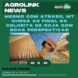 Agrolink News - Destaques do dia 24 de março