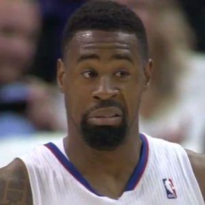 Man up Dre! Miami NBA Finals