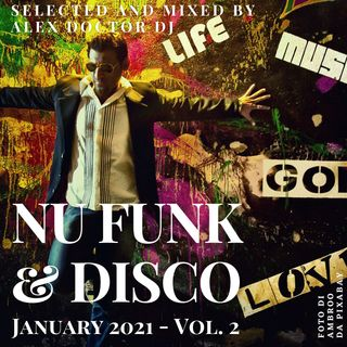 #79 - January 2021 - Nu Disco & Funk vol. 2