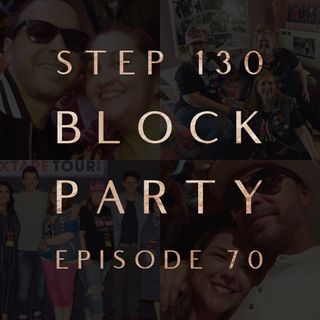 NKOTB Block Party #70 - Alejandra's NYC Experience, Kimberly's Cruise Story, Kelly & Shayla's NYC Memories, and Courtney's Ultimate and 5 St
