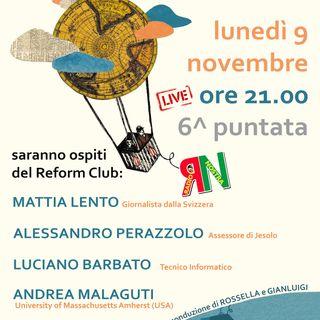6^Puntata 09-11-2020