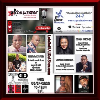 08-19-2020 On Demand Replay Request From 06-24-2020, Terry Moorer, Shan Stone and Alistair Edwards!!