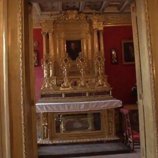 """38 - Le """"cappellette"""" di san Luigi Gonzaga"""