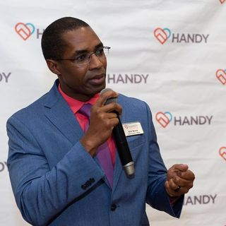 Kirk Brown CEO of HANDY