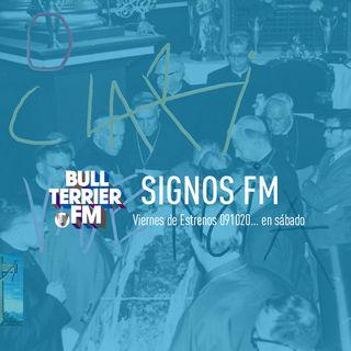 SignosFM #843 Viernes de Estrenos 091020... en sábado
