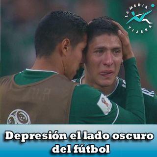Depresión el lado oscuro del fútbol