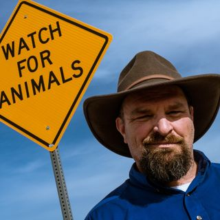 """28 Nature Guide John """"Griff"""" Griffith on Ecology, Nature, Cougars, and Predators"""