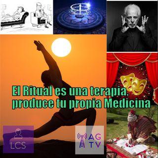 #112 El Ritual es la Terapia, produce tu propia Medicina #Psicomagia #Yoga #Equinoccio #DespachoAndino
