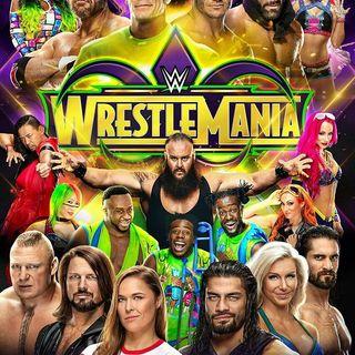 TV Party Tonight: Wrestlemania 34 (HOF and NXT: NOLA)