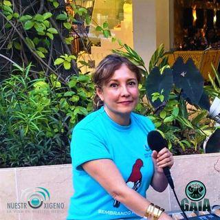 NUESTRO OXÍGENO Colectivo todos por el agua - Ing. María Mónica Márquez