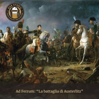 Ad Ferrum - La battaglia di Austerlitz