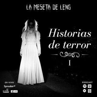 Ep. 81 - Historias de terror pt.II