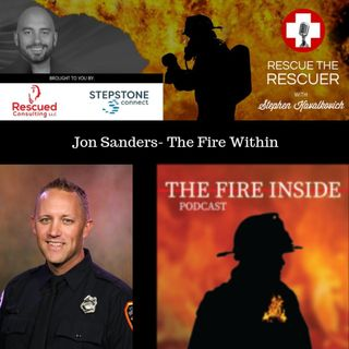 Jon Sanders- The Fire Within