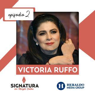 Esto revela la firma de Victoria Ruffo de su verdadera personalidad I Programa 2