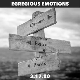 Emotions That Lead Us Astray