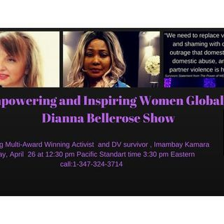 Empowering and Inspiring Women Globally- Disability Activist Imambay Kamara