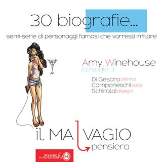 3 - Amy Winehouse: la voce dell'aperitivo