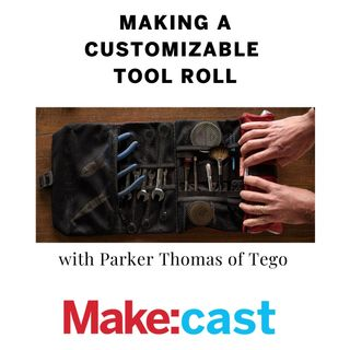Making A Customizable Tool Roll