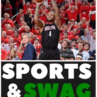 Episode 3: Reaction to Houston Rockets Western Conference Finals Game 2 win over Golden State Warriors