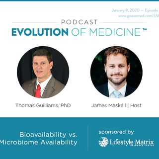 Bioavailability vs. Microbiome Availability