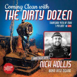 Episode #8: Nick Hollis; Born Into Diving