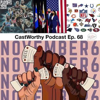 "Cast Worthy Podcast Episode 68 pt. 1: ""Buffalo Vari"""