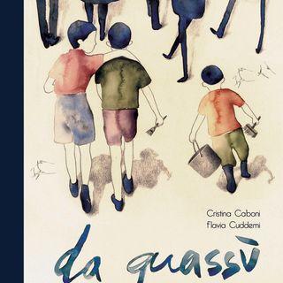 "Cristina Caboni ""Da quassù"""