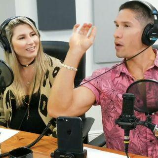 Chyno Miranda y su esposa Tashie podcast en vivo con Jeremias Martorell - Parte 2