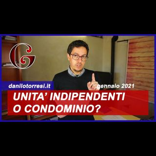 SUPERBONUS 110% bifamiliare funzionalmente indipendente o condominio