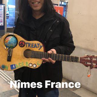 La mélodie du SDF de Nîmes - La rencontre