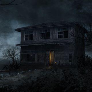 17.Croglin Grange - Leggenda Horror Inglese