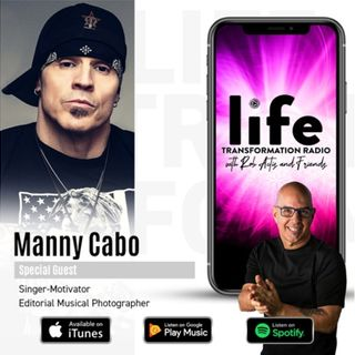 Accepting Change With Manny Cabo